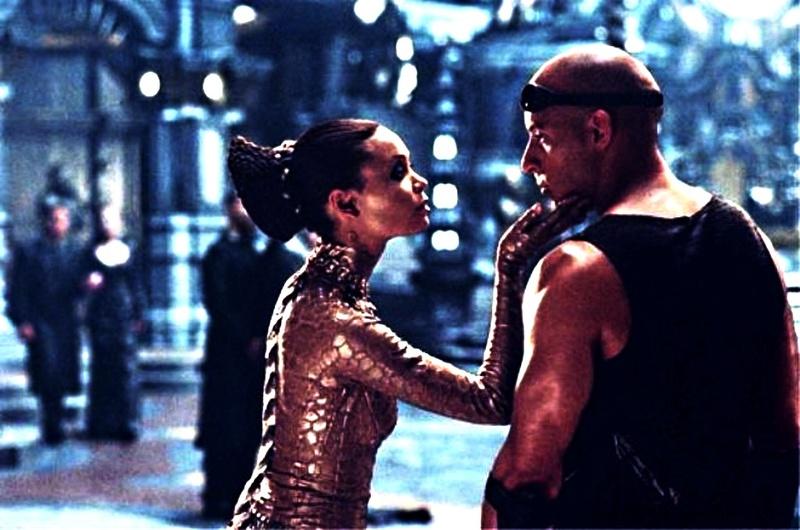 Thandie Newton Chronicles of Riddick Vin Diesel
